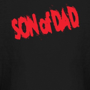 Son of Dad - Kids' Long Sleeve T-Shirt