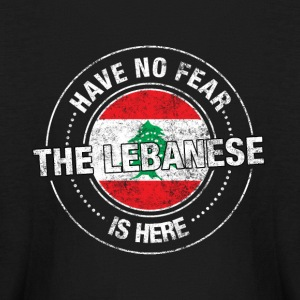 Have No Fear The Lebanese Is Here - Kids' Long Sleeve T-Shirt