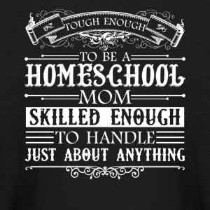 Homeschool Mom Shirt - Kids' Long Sleeve T-Shirt