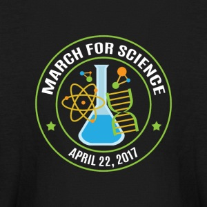 March for Science 2017 - Kids' Long Sleeve T-Shirt