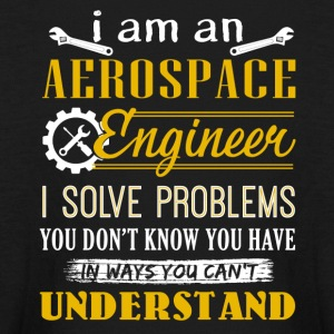 Aerospace Engineer Shirt - Kids' Long Sleeve T-Shirt