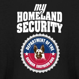 Inspirational German Shepherd Homeland Security - Kids' Long Sleeve T-Shirt