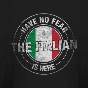 Have No Fear The Italian Is Here - Kids' Long Sleeve T-Shirt