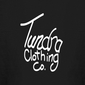 Tundra Clothing Logo - Kids' Long Sleeve T-Shirt