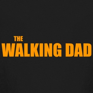 The Walking Dad Funny - Kids' Long Sleeve T-Shirt