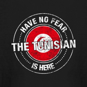 Have No Fear The Tunisian Is Here - Kids' Long Sleeve T-Shirt