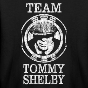 Team Shelby. The Peaky Blinders - Kids' Long Sleeve T-Shirt