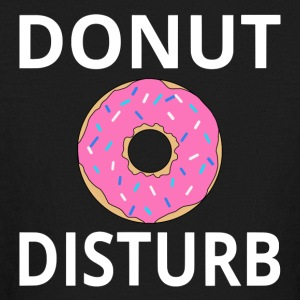Donut Disturb - Kids' Long Sleeve T-Shirt
