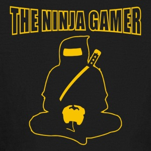 Ninja Gamer - Kids' Long Sleeve T-Shirt