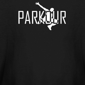 Parkour and Freerunning - Kids' Long Sleeve T-Shirt
