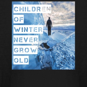 Children of Winter - Kids' Long Sleeve T-Shirt