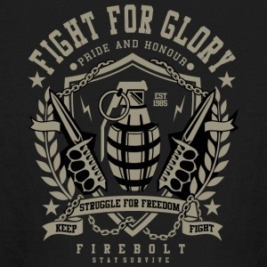 Fight for Glory - Kids' Long Sleeve T-Shirt