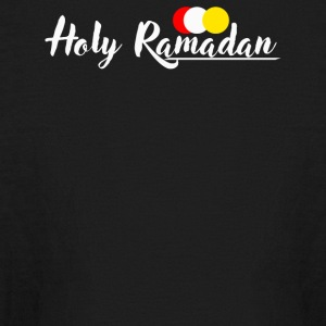 Holy Ramadan Desain - Kids' Long Sleeve T-Shirt