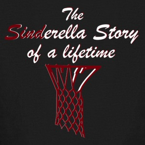 The Sinderella Story of a Lifetime - Kids' Long Sleeve T-Shirt