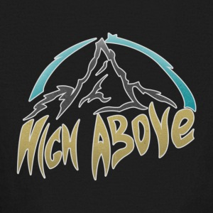 High Above - Kids' Long Sleeve T-Shirt