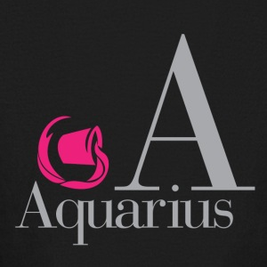 Aquarius by MujerAlchimista.Life - Kids' Long Sleeve T-Shirt