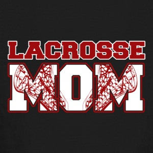 LACROSSE MOM - PROUD OF LACROSSE MOM - Kids' Long Sleeve T-Shirt