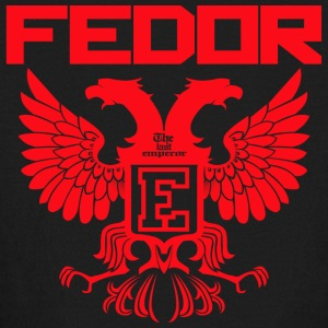 Fedor Emelianenko Russian Eagle - Kids' Long Sleeve T-Shirt