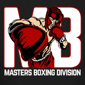 The Official Masters Boxing T-shirt - Kids' Long Sleeve T-Shirt