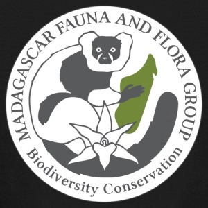 Madagascar Fauna and Flora Group Logo - Kids' Long Sleeve T-Shirt