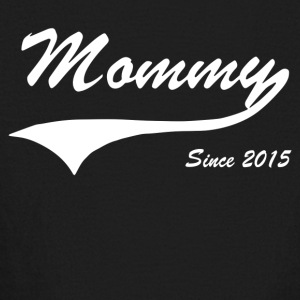 Mommy Since 2015 - Kids' Long Sleeve T-Shirt
