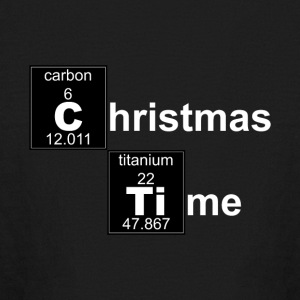 Chemistry Christmas Time - Kids' Long Sleeve T-Shirt