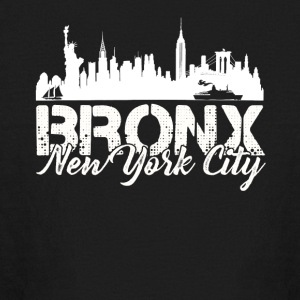 Bronx New York City Shirt - Kids' Long Sleeve T-Shirt