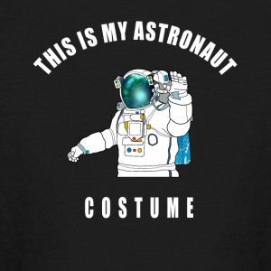 costume astronaut sci-fi space - Kids' Long Sleeve T-Shirt
