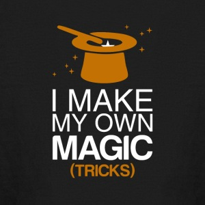I Make My Own Magic (Tricks) - Kids' Long Sleeve T-Shirt