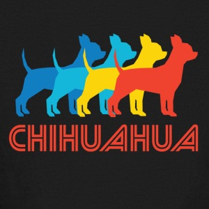 Chihuahua Pop Art - Kids' Long Sleeve T-Shirt