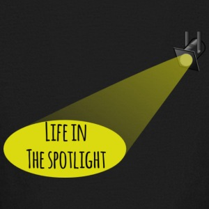 Life In The Spotlight - Kids' Long Sleeve T-Shirt