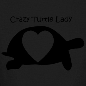 Crazy Turtle Lady - Kids' Long Sleeve T-Shirt