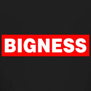 BIGNESS Red - Kids' Long Sleeve T-Shirt