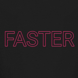 Faster - Kids' Long Sleeve T-Shirt