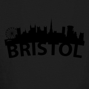 Arc Skyline Of Bristol England - Kids' Long Sleeve T-Shirt