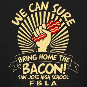 San Jose High School FBLA - Kids' Long Sleeve T-Shirt