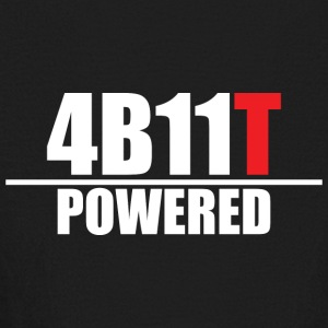 4B11T Powered - Kids' Long Sleeve T-Shirt