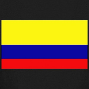 colombia flag 121244963 - Kids' Long Sleeve T-Shirt