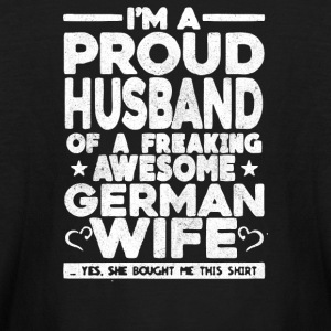 Proud Husband - Kids' Long Sleeve T-Shirt