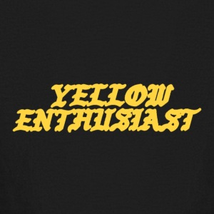 yellow enthusiast - Kids' Long Sleeve T-Shirt
