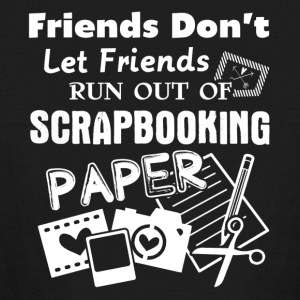 Scrapbooking Shirts - Kids' Long Sleeve T-Shirt