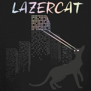 Lazercat! Laser Cat! Funny - Kids' Long Sleeve T-Shirt