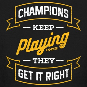 Champions - Kids' Long Sleeve T-Shirt