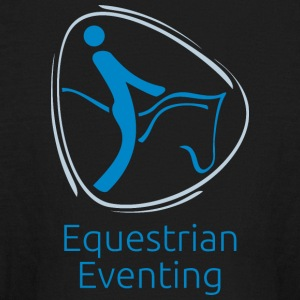 Equestrian_eventing - Kids' Long Sleeve T-Shirt