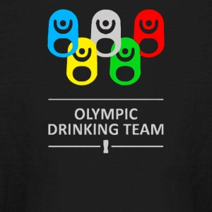Olympic drinking team - Kids' Long Sleeve T-Shirt