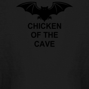 Chicken Of The Cave - Kids' Long Sleeve T-Shirt