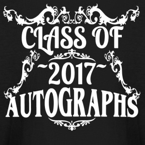 Class of 2017 Autograph Keepsake Tee - Kids' Long Sleeve T-Shirt