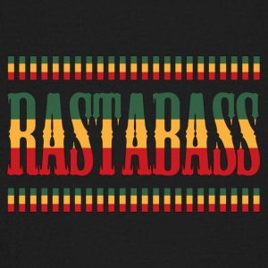 Reggae rastabass - Kids' Long Sleeve T-Shirt
