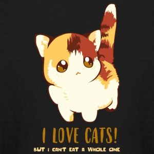 I Love Cat - Kids' Long Sleeve T-Shirt