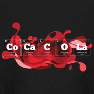 Periodic Elements: CoCa COLa - Kids' Long Sleeve T-Shirt